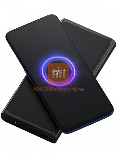 АКБ резервный Xiaomi Mi Wireless Power Bank Essential (WPB15ZM) 10000mAh QC3.0 3A белый фото 3