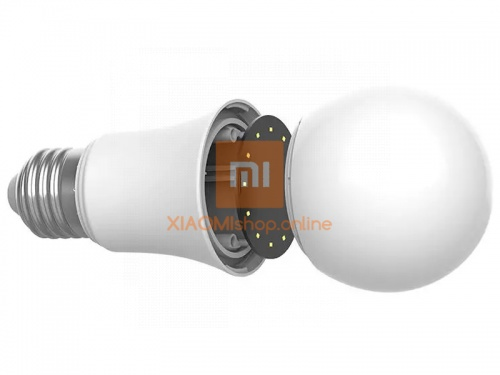 Умная лампочка Xiaomi Aqara LED Light Bulb (ZNLDP12LM) фото 2