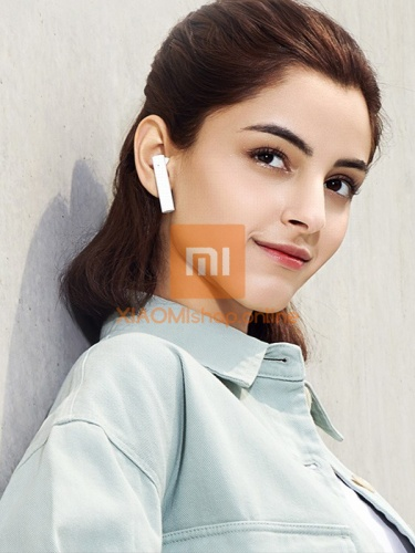 Наушники беспроводные Xiaomi Mi True Wireless Earphones 2 Basic  (TWSEJ08WM) фото 5