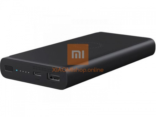 АКБ резервный Xiaomi Mi Wireless Power Bank Essential (WPB15ZM) 10000mAh QC3.0 3A белый фото 4