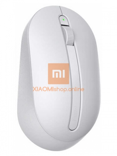 Мышь беспроводная Xiaomi Mi Miiiw Wireless Mouse (MWWM01) белая