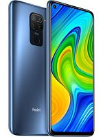 Смартфон Xiaomi Redmi Note 9 Midnight Grey 64Gb